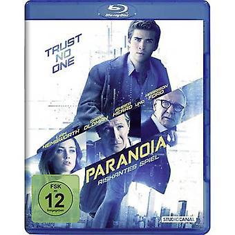 blu-ray Paranoia - Riskantes Spiel FSC: 12
