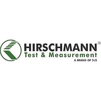 SKS Hirschmann MAL 4-0.64/100-0.25 Test lead [prise banane de 4 mm - 0,64 mm jack] 1 m noir