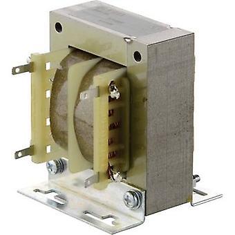 elma TT IZ 55 Universal mains transformer 1 x 230 V 1 x 12 V AC, 0 V, 12 V AC 24 VA 1 A