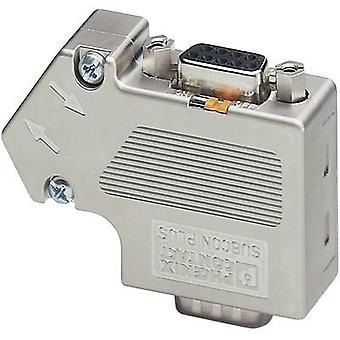 Phoenix kontakt SUBCON PLUS-kan/side D-SUB plugg 180 ° antall pinner: 9 skruer 1 eller flere PCer