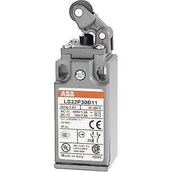 Limite de LS32P30B11 ABB interruptor 400 V AC 1.8 A alavanca momentâneo IP65 1 computador (es)