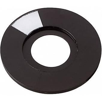 Mentor 331.300 Base Black Suitable for 15 series rotary knobs 1 pc(s)