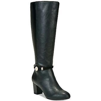 Karen Scott Womens Galee fermé orteils au-dessus du genou bottes de mode