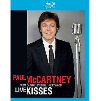 Paul McCartney - Paul McCartney-Live Kisses [BLU-RAY] USA import
