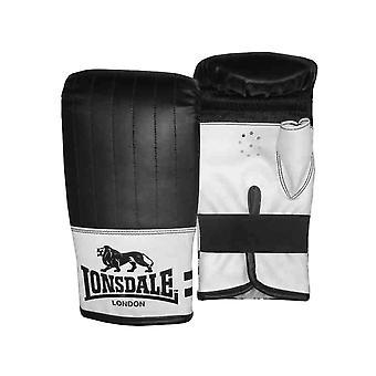 Lonsdale contendor luvas luvas boxe Kick MMA mão envoltórios lutam formação