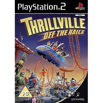 Thrillville Off the Rails (PS2) - Nouvelle usine scellée