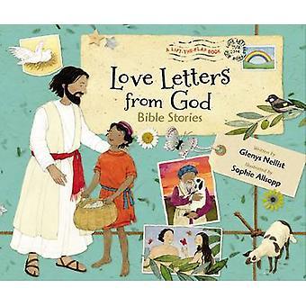 رسائل من الله-قصص الكتاب المقدس غلينيس نيليست-صوفي اللسو الحب