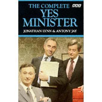 完全なはい大臣ジョナサン ・ リン - アントニー ジェイ - ナイジェル ・ ホースで