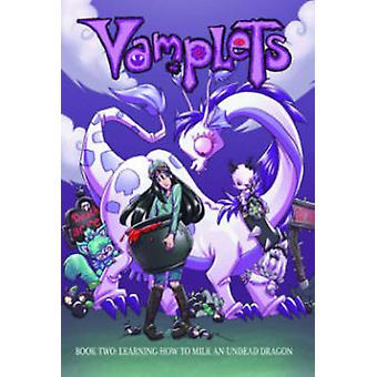 Vamplets - Book 2  - Nightmare Nursery by Dave Dwonch - Bill Blankenshi
