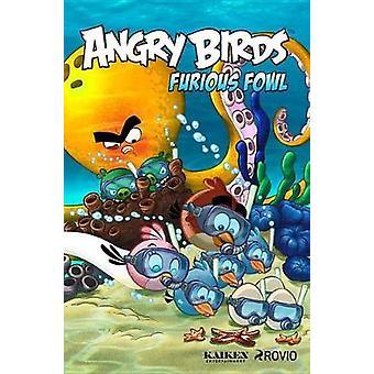Angry Birds Comics Furious Fowl by Paul Tobin - 9781684051533 Book