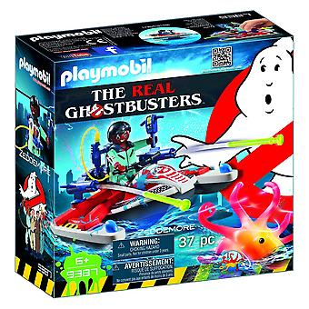 Playmobil 9387 Ghostbusters speedbåd