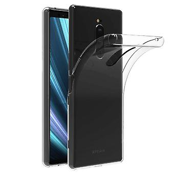Ultratunn soft Shell TPU Sony Xperia 1 Translucent