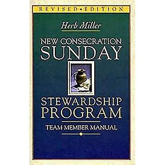 Ny invigning söndag Stewardship Program: Team medlem Manual
