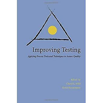 Verbesserung der Tests: Prozess-Tools und Techniken zur Qualitätssicherung anwenden