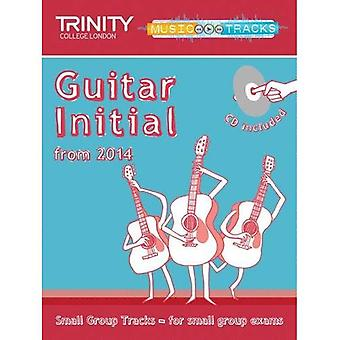 Small Group Tracks: Initial Track Guitar from 2014 (Music Tracks) (With Free Audio CD)