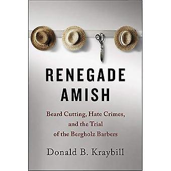 Overløper Amish: Skjegg skjæring, Hate forbrytelser og rettssaken mot Bergholz barberer