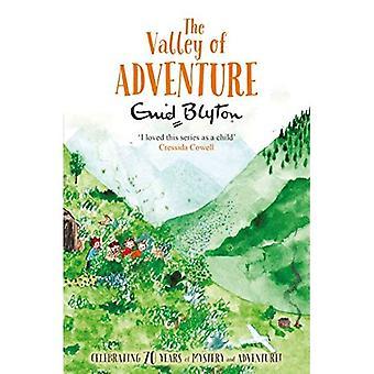 La vallée de l'aventure (la série d'aventure)