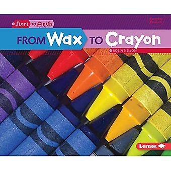 De la cire au Crayon (début à la fin, la deuxième série: produits de consommation courante)