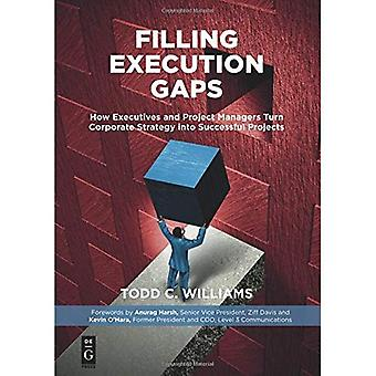 Filling Execution Gaps: How�Executives and Project�Managers Turn Corporate�Strategy into Successful�Projects