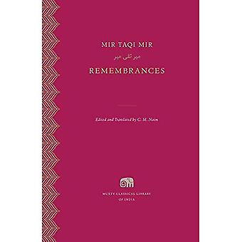 Remembrances (Murty Classical Library of India)