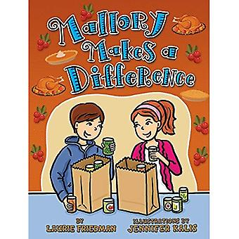 Mallory Makes a Difference Mallory Makes a Difference (Mallory)