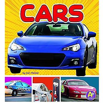 Cars (Transportation in My Community)