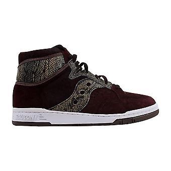 Saucony Hangtime bruin Hallo Packer schoenen 70127-3 mannen
