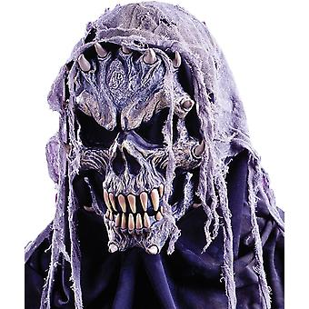 Gauze Crypt Creature Mask For Halloween