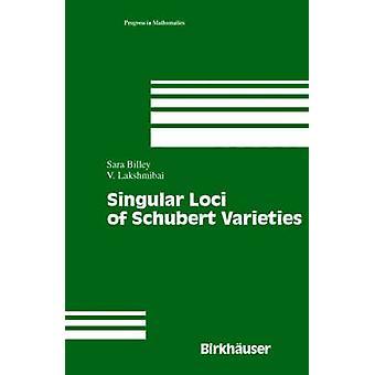 Entall Loci Schubert varianter av Sarason & Sara