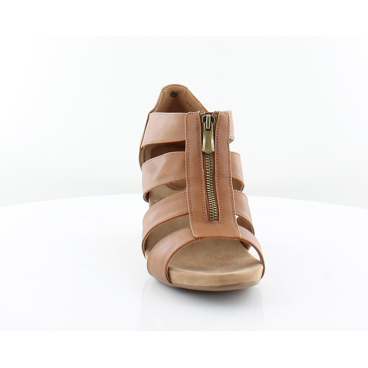Style & Co. Womens Fettee Open Toe Occasionnels Plate-forme Sandales