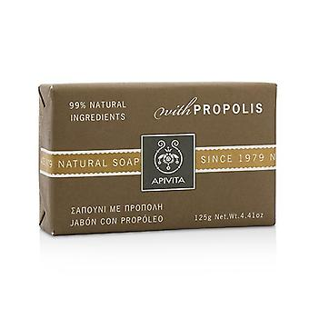 Apivita Natural Soap With Propolis - 125g/4.41oz