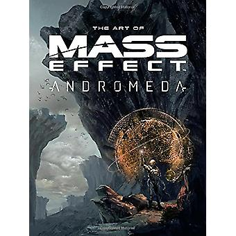 The Art of Mass Effect - Andromeda by Bioware - 9781506700755 Book