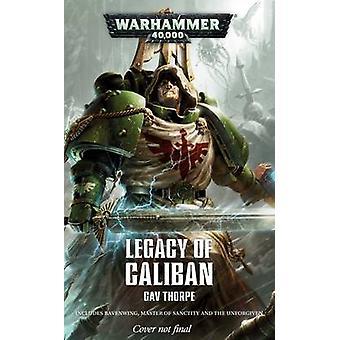 Legacy of Caliban-den Omnibus av gav Thorpe-9781784964399 bok