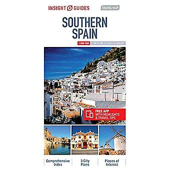 Insight Travel Map Southern Spain by Insight Guides - 9781786719034 B