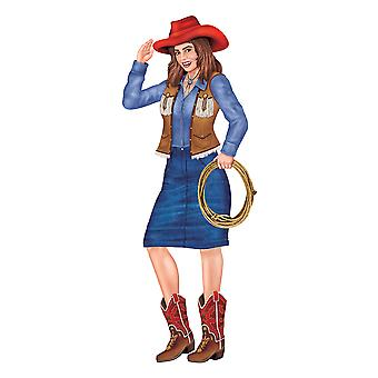 Jointed Cowgirl