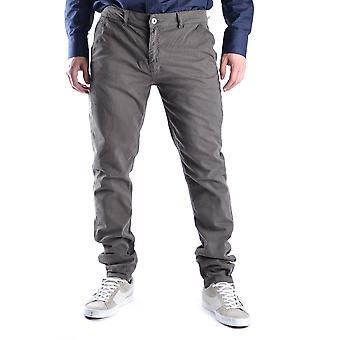 Jdc Ezbc336002 Men's Brown Cotton Pants