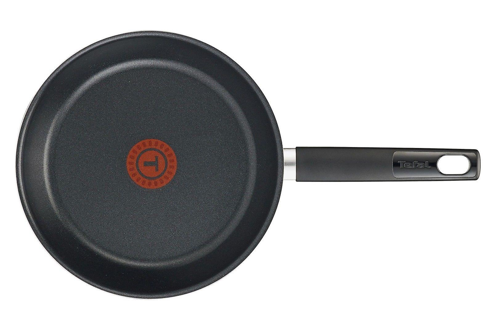 Tefal First Cook 28cm Non-Stick Frying Pan Thermospot Frypan