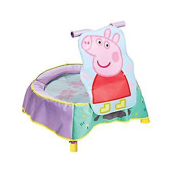 Peppa gris pjokk trampoline