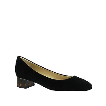 Ron White Womens Evon Pearl Leather Closed Toe Classic Pumps
