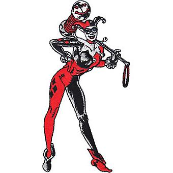 Patch - DC Comic - Batman - Harley Quinn Iron On Gifts Toys New p-dc-0049