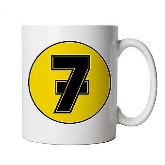 Barry Sheene Número 7, Biker Mug - Motoqueiros Cup Gift
