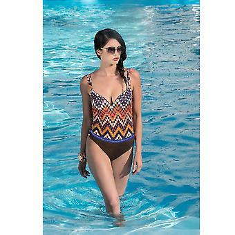 Parah Swimwear Women's swimsuit Etno Chic Blue