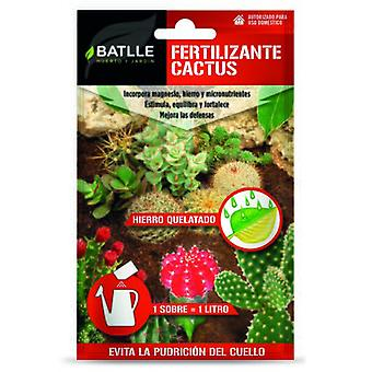 Batlle Fertilizer Cactus About 1L (Garden , Others)