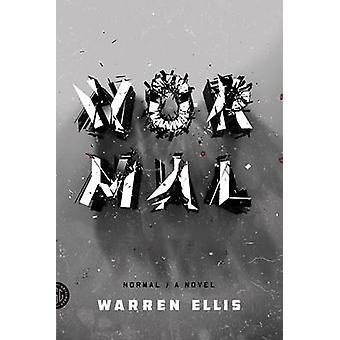 Normal par Warren Ellis - livre 9780374534974