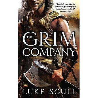 The Grim Company by Luke Scull - 9780425264850 Book