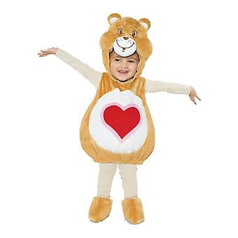 Tenderheart Costume for toddlers - Care Bears
