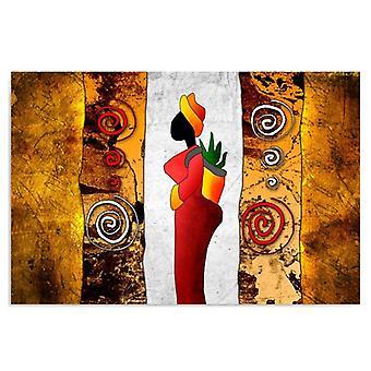 Deco Panel, Farbe Dame