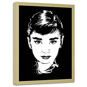 Poster In Frame, Star Pop Art
