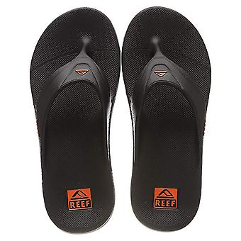 Reef One flip flops i grått/orange