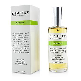 Demeter Geranium Cologne Spray - 120ml / 4oz